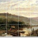 Duveneck Landscapes Wall Shower Tile Home Remodeling Idea Design