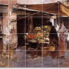 Duveneck Village Floor Room Wall Dining Murals Home Art Modern