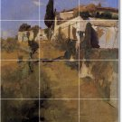 Duveneck Country Floor Room Wall Murals Dining Art Modern Home