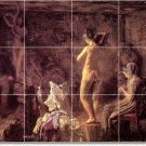 Eakins Nudes Mural Wall Tiles Shower Decorate House Renovations