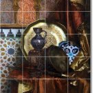 Ernst Still Life Dining Murals Wall Room Tile Remodeling Ideas