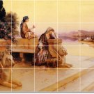 Ernst Historical Wall Murals Tile Dining Room Art Modern Floor