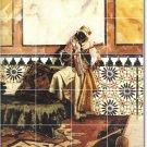 Ernst Historical Tile Shower Bathroom Murals Remodel Traditional