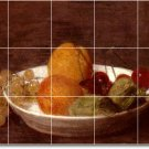 Fantin-Latour Fruit Vegetables Living Floor Room Murals House