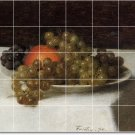 Fantin-Latour Fruit Vegetables Murals Bedroom Wall Tile House