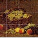 Fantin-Latour Fruit Vegetables Murals Room Interior Modern Design