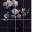 Fantin-Latour Flowers Room Floor Murals Idea House Decorating