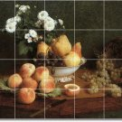 Fantin-Latour Flowers Murals Wall Bedroom Wall Renovate House