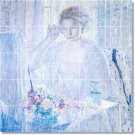 Frieseke Women Bathroom Wall Shower Tile Renovations Contemporary