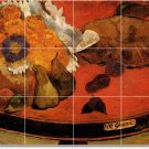 Gauguin Still Life Floor Kitchen Murals Remodel Interior Modern