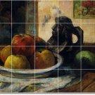 Gauguin Fruit Vegetables Kitchen Wall Mural Floor Design