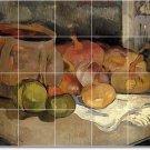 Gauguin Fruit Vegetables Kitchen Mural Wall Design Floor