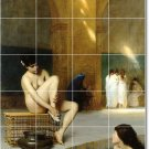 Gerome Nudes Mural Bedroom Tiles Mural Wall Decor Remodel House