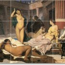 Gerome Nudes Murals Wall Tile Bathroom Contemporary Renovations