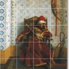 Gerome Men Room Mural Floor Tiles Decorate Interior Construction