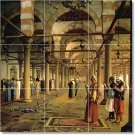 Gerome City Wall Dining Mural Room Tile Decor Renovate Interior