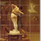 Gerome Nudes Wall Room Murals Wall Dining House Renovation Idea