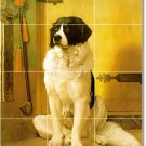 Gerome Animals Bathroom Shower Mural Tiles Home Idea Construction