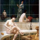 Gerome Nudes Wall Wall Room Dining Murals Renovation Idea House