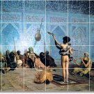 Gerome Historical Mural Room Tiles Dining Home Renovation Modern