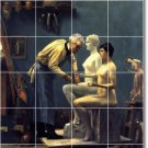 Gerome Nudes Dining Room Mural Floor Decorating Idea Commercial