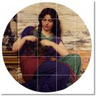Godward Women Tile Bedroom Mural Renovate Contemporary Interior