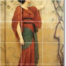 Godward Women Wall Floor Murals Kitchen Home Renovations Design