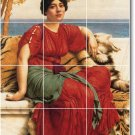 Godward Women Wall Murals Kitchen Floor Home Design Renovations