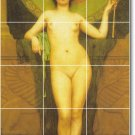 Godward Nudes Murals Kitchen Floor Wall Renovations Design Home