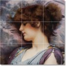 Godward Women Dining Floor Wall Murals Room Home Renovate Ideas