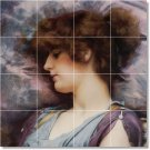 Godward Women Dining Floor Murals Room Wall Home Ideas Renovate