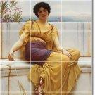 Godward Women Room Tiles Floor Living Design Interior Renovate