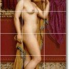Godward Nudes Bathroom Tiles Mural Design Renovations Interior