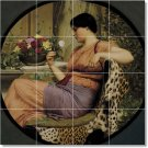 Godward Women Wall Murals Bathroom Design Remodeling Home Idea