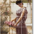 Godward Women Tile Room Wall Living Idea Interior Construction