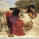 Godward Men Women Bathroom Mural Tiles Residential Ideas Remodel