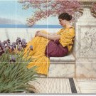 Godward Women Tile Room Living Decorating Traditional Interior