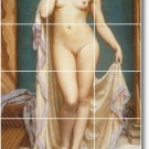 Godward Nudes Backsplash Tile Murals Home Decorate Renovations