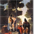 Goya Country Dining Floor Room Mural Idea Commercial Decorating