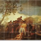 Goya Music Kitchen Wall Mural Backsplash Tiles House Decor Decor