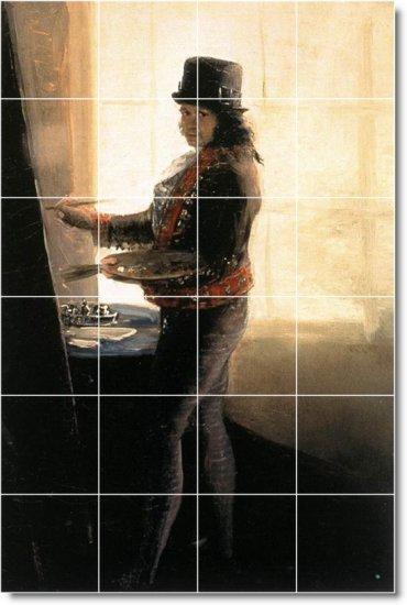 Goya Men Tile Shower Wall Bathroom Remodeling Traditional Home
