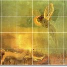 Grimshaw Mythology Shower Murals Wall Tile Decor Interior Decor