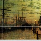 Grimshaw Waterfront Tiles Kitchen Traditional House Construction