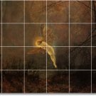 Grimshaw Mythology Tile Shower Murals Wall Decor Interior Decor