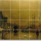 Grimshaw Waterfront Wall Room Mural Dining House Renovate Design