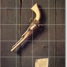 Harnett Still Life Mural Tile Bathroom Ideas Home Construction