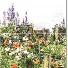 Hassam Garden Murals Wall Dining Room Modern Home Construction