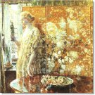 Hassam Garden Murals Wall Shower Tile Interior Design Renovate