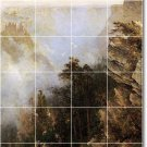 Hill Landscapes Room Wall Mural Remodeling House Contemporary