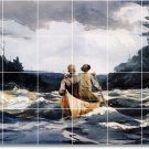 Homer Waterfront Room Wall Mural Dining Wall Home Ideas Renovate